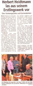 Ruhrnachrichten 03.05.2010