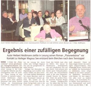 Westfälischer Anzeiger 27.02.2010